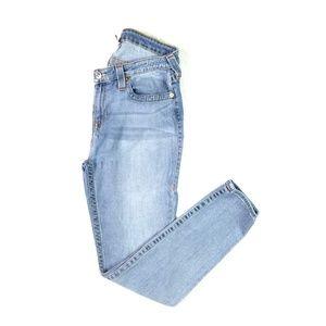 True Religion Women's Curvy Skinny Jeans Size 32